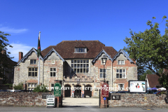 The Rifles Museum, Cathedral Close, Salisbury