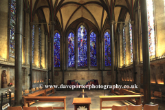Interior of Salisbury Cathedral