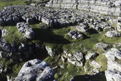 Limestone pavements, Ewe Moor, Malhamdale