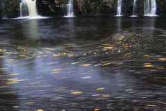 Wain Wath Force waterfalls, River Swale, Wensleydale
