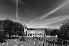 St Peters parish church; Aysgarth village; Wensleydale