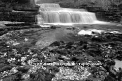 The Lower falls of Aysgarth Falls, Wensleydale