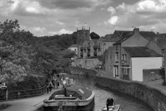 Narrowboats, Leeds and Liverpool Canal, Skipton