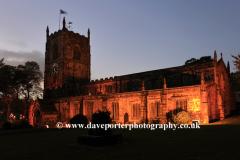 Autumn, Holy Trinity Church, Skipton town