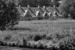 Arlington row Cottages, River Coln, Bibury village
