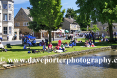 the River Windrush, Bourton on the Water