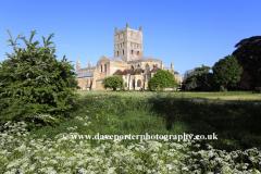 Tewkesbury Abbey Church of St Mary