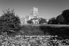 Tewkesbury Abbey Church of St. Mary