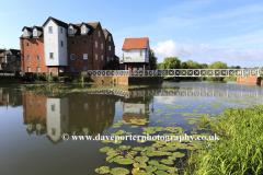 Old Abbey Mill, River Avon, Tewkesbury
