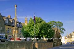 The war memorial, Chipping Campden