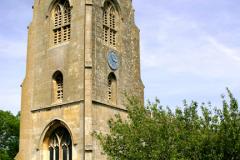 Chipping Campden church