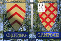 Town sign, Chipping Campden