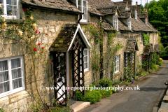Rose Cottages, Winchcombe village