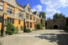 Stanway House and gardens, Stanway village