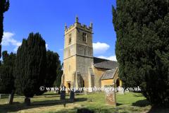St Peter's Church, Stanway  village