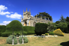 The Chapel at Sudeley Castle & Gardens