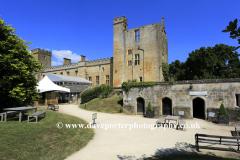 Sudeley Castle Gardens near Winchcombe