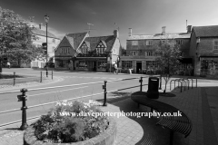 Street view at Bourton on the Water