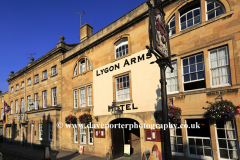 The Lygon Arms hotel, Chipping Campden