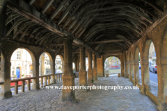 The historic Market Hall, Chipping Campden