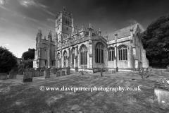 St Peter St Pauls church, Northleach town