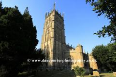 St James church, Chipping Campden town