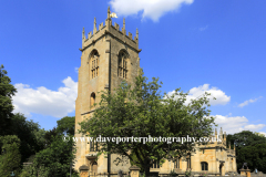 St Peter's Church, Winchcombe town