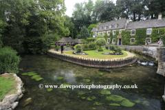 The Swan Hotel, Bibury village