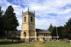 St Andrews Church, Naunton village