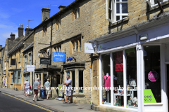 Street view at Stow on the Wold Town