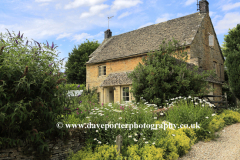 Cottage at Upper Slaughter village