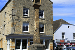 Market Cross, Stow on the Wold Town