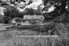 The river Eye at Upper Slaughter village