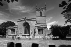 St Edwards Church, Stow on the Wold town