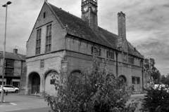 The Redesdale Hall, Moreton-in-Marsh town