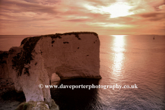 Old Harry Rocks Studland Bay Jurassic coastline, Dorset; England; Britain; UK