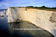 Jurassic coastline, Dorset; England; Britain; UK