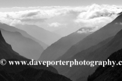 The Dudh Koshi river valley, Himalayas, Nepal