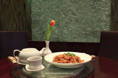 Commercial image of food for a Chinese Restaurant