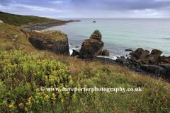 Hor Point, Porthmeor beach, St Ives