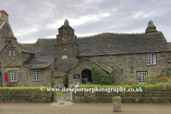 The Old Post Office buildings, Tintagel town