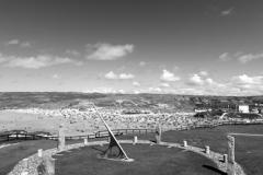 Droskyn Sundial, Millennium Landmark, Perranporth