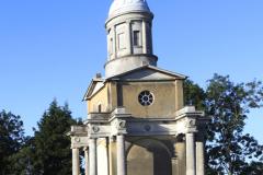 The Mistley Towers, Mistley village