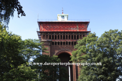 The Victorian Jumbo Water Tower, Colchester