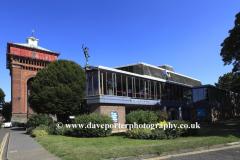 The Mercury theatre, Colchester town