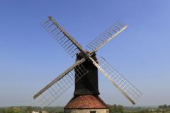 Stevington Windmill; Stevington village; Bedfordshire
