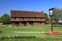 The Moot Hall, Elstow village