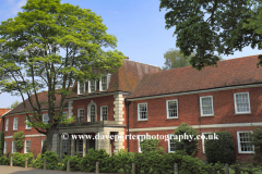 The Almshouses, Bedford town