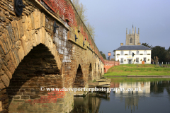 River Great Ouse, Great Barford bridge