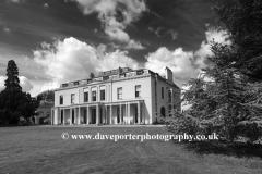 Moggerhanger Hall, Moggerhanger village, Bedfordshire County, England, UK